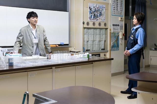 「青のSP(スクールポリス)―学校内警察・嶋田隆平―」第2話(C)カンテレ