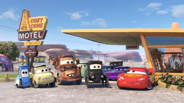 『ピクサー・ポップコーン・ショーツ』(C)2021 Disney/Pixar