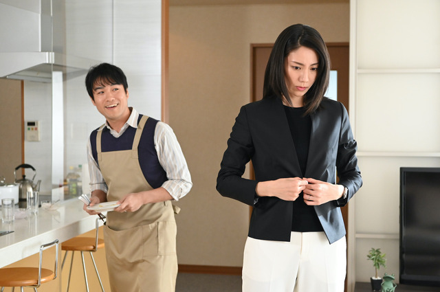 「レッドアイズ 監視捜査班」第2話(C)NTV