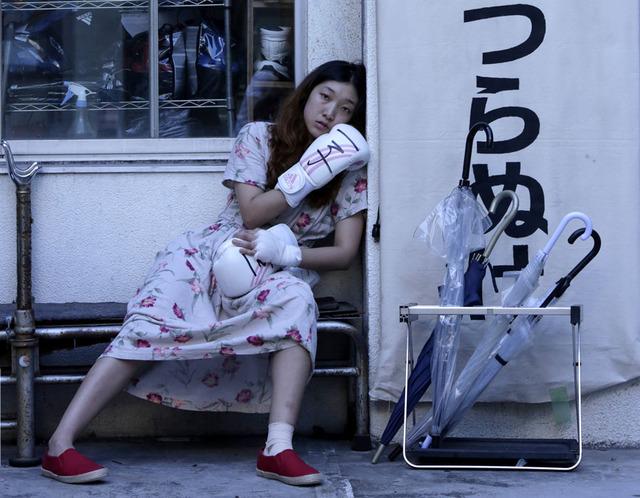 『百円の恋』 - (C) 2014 東映ビデオ