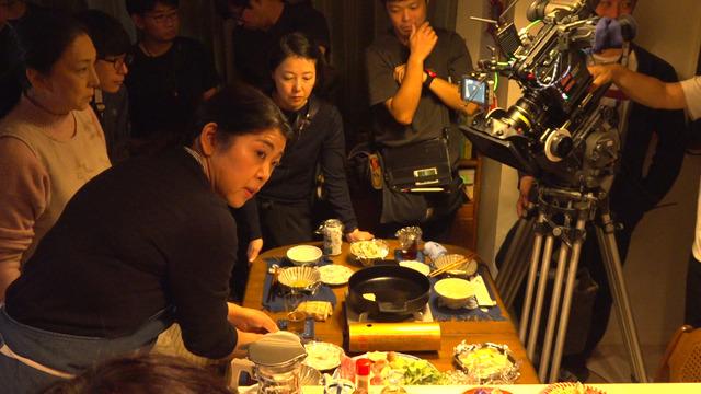 『すばらしき世界』飯島奈美メイキング(C)佐木隆三/2021「すばらしき世界」製作委員会