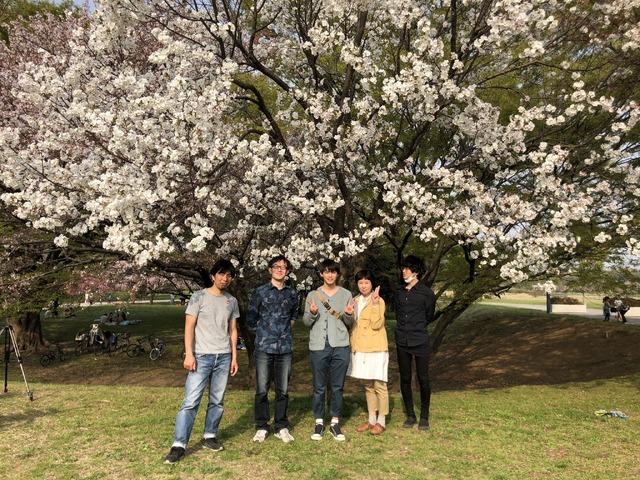 『春の佳き日』撮影記念写真