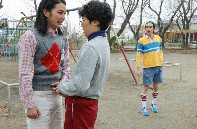 「直ちゃんは小学三年生」第5話(C)「直ちゃんは小学三年生」製作委員会