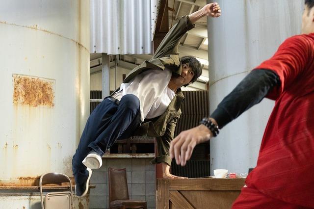 「青のSP(スクールポリス)―学校内警察・嶋田隆平―」