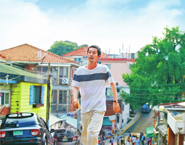 『自由が丘で』-(C) 2014 Jeonwonsa Film Co. All Rights Reserved.