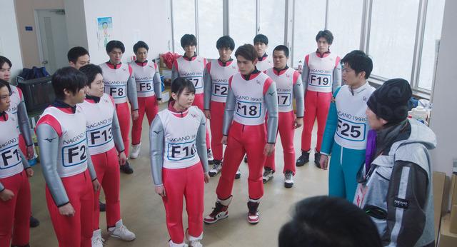 『ヒノマルソウル~舞台裏の英雄たち~』(C)2021映画「ヒノマルソウル」製作委員会