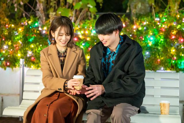 「恋とオオカミには騙されない」1話 (C)AbemaTV, Inc.