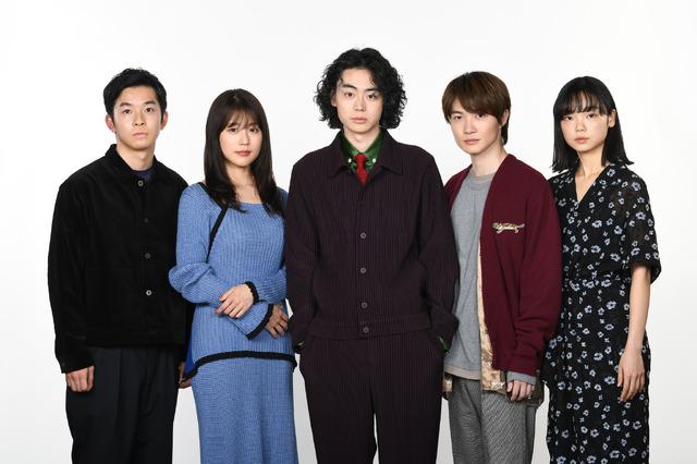 日本テレビ系4月期土曜ドラマ「コントが始まる」
