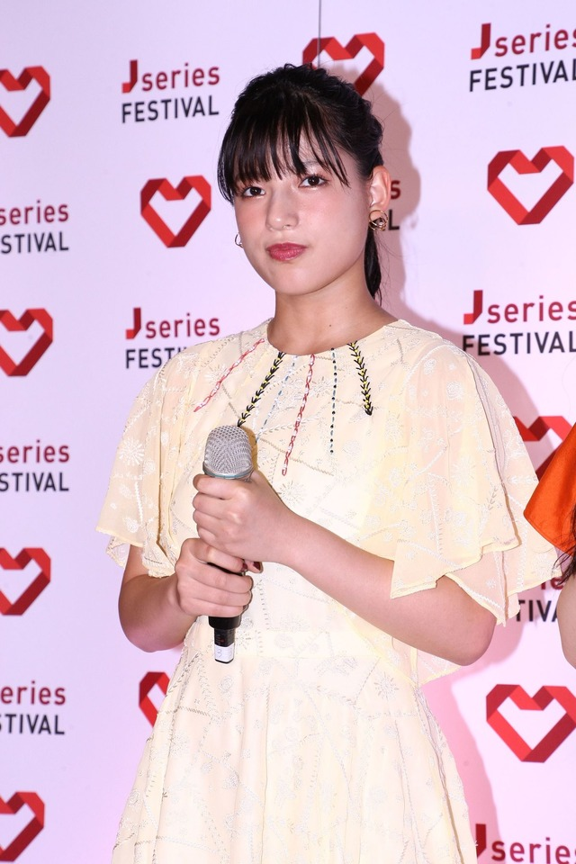石井杏奈 Photo by TPG/Getty Images