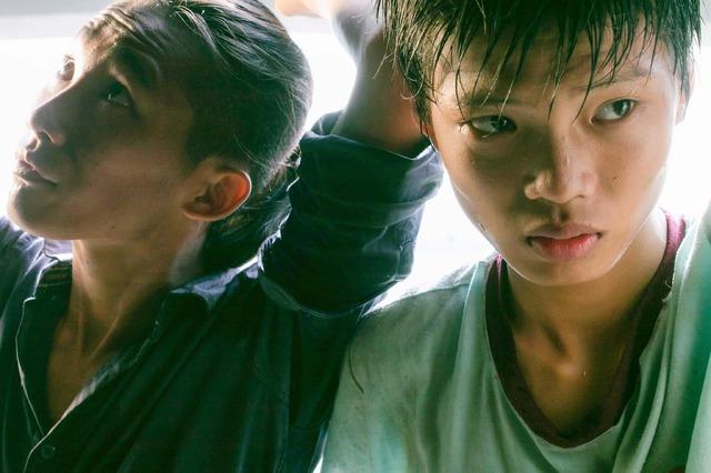 『走れロム』(C) 2019 HK FILM All Rights Reserved.