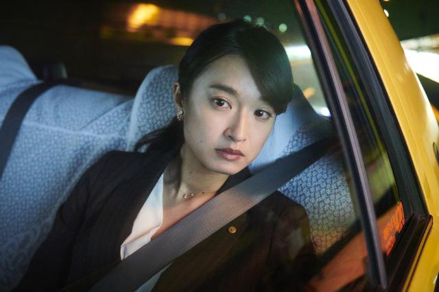第2話「タクシーの女」