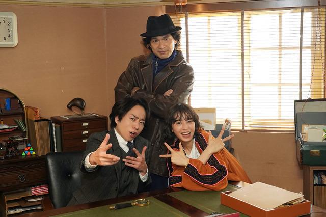 「ネメシス」(C)日本テレビ
