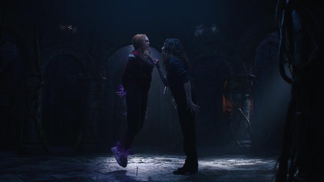「ワンダヴィジョン」第8話 (C)2021 Marvel