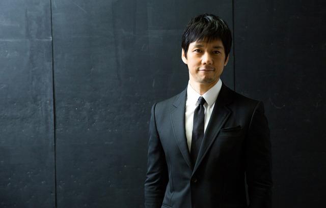 『劇場版MOZU』西島秀俊/photo:Nahoko Suzuki