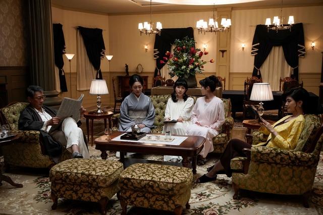 連続ドラマW「華麗なる一族」第3話