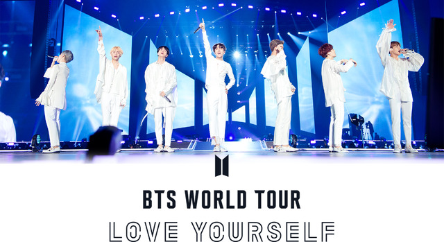 BTS WORLD TOUR 'LOVE YOURSELF' ~JAPAN EDITION~ at 東京ドーム