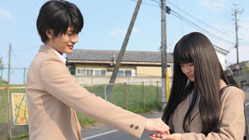 『君に届け』 (C)2010映画「君に届け」製作委員会 (C) 椎名軽穂/集英社