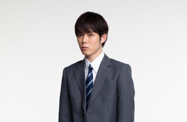 「ドラゴン桜」細田佳央太 (C)TBS