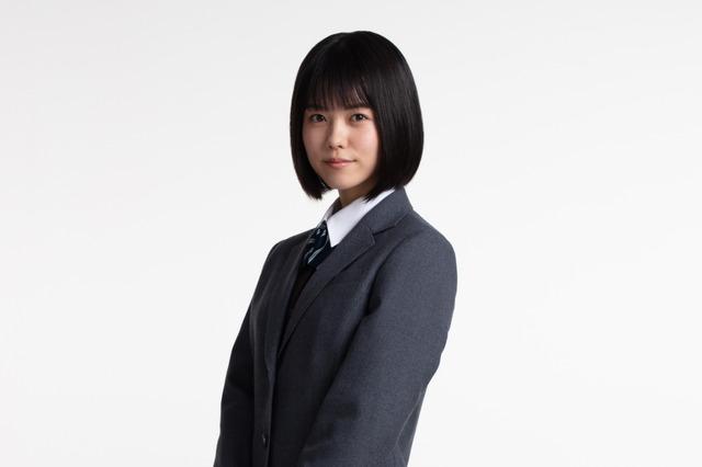 「ドラゴン桜」志田彩良 (C)TBS