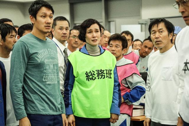 安田成美『Fukushima-50』--(C)-2020『Fukushima-50』製作委員会