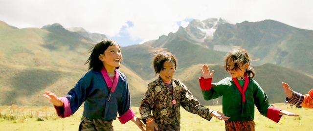 『ブータン 山の教室』(c)2019 ALL RIGHTS RESERVED