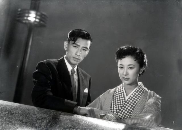 『君の名は・第一部』 (C)1953 松竹株式会社