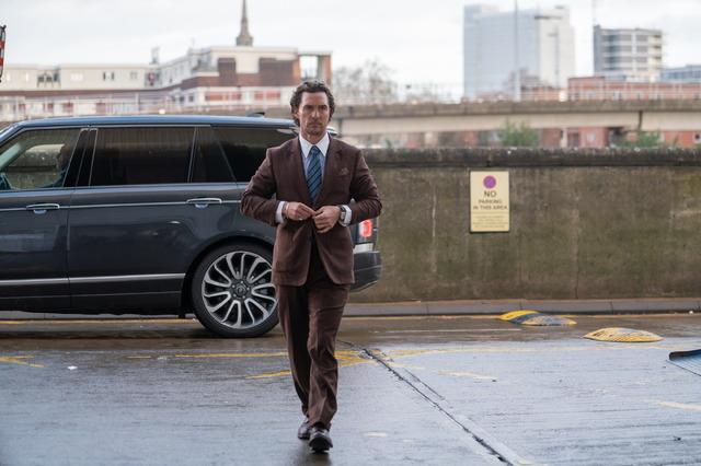 『ジェントルメン』 (C) 2020 Coach Films UK Ltd. All Rights Reserved.
