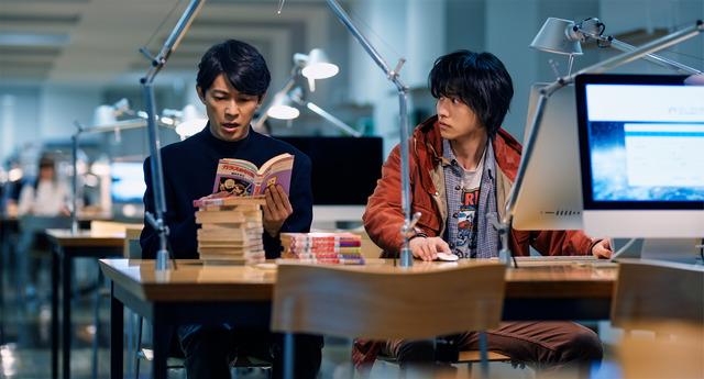 『夏への扉 ーキミのいる未来へー』(C)2021 映画「夏への扉」製作委員会