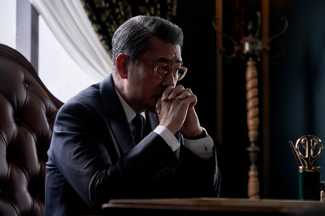 「連続ドラマW 華麗なる一族」第2話