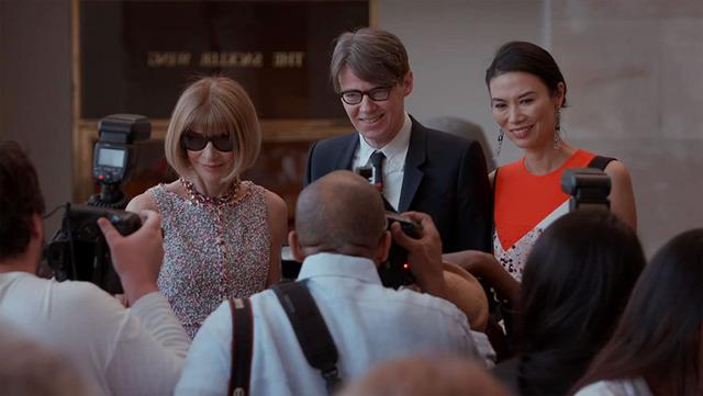 『メットガラ ドレスをまとった美術館』(C) APOLLO