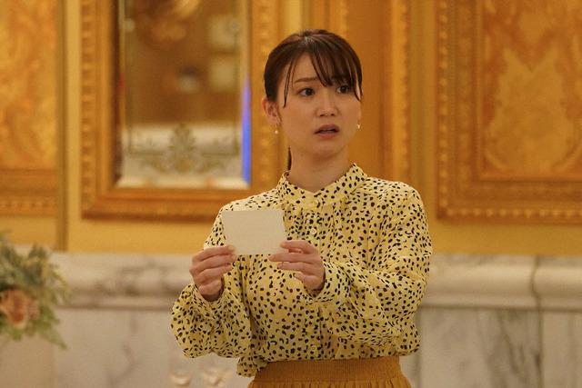 「ネメシス」第1話(C)NTV