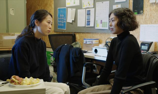 『逃げた女』(C)2019 JEONWONSA FILM CO. ALL RIGHTS RESERVED