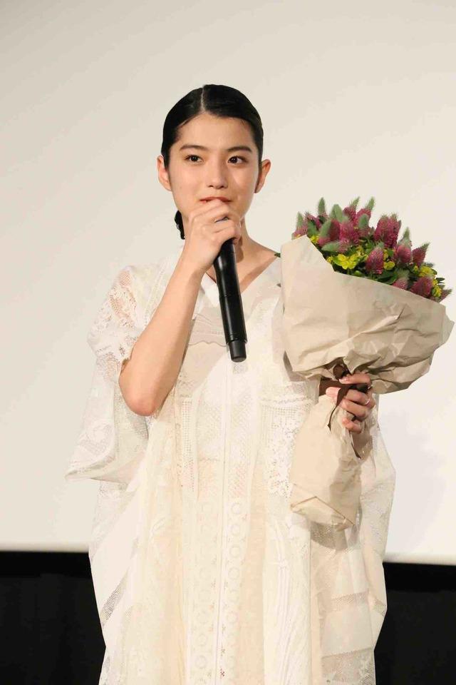 Huluオリジナル「息をひそめて」蒔田彩珠
