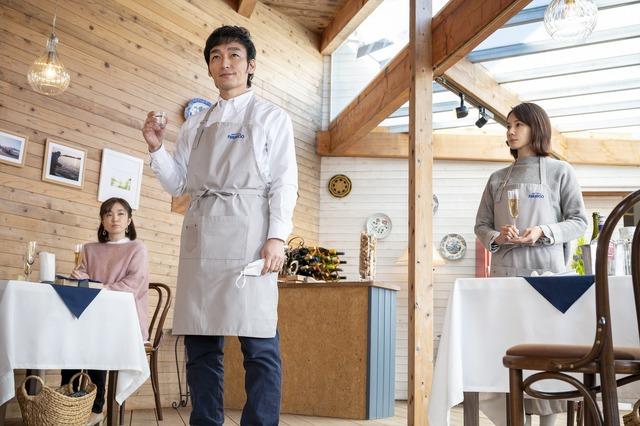 宮城発地域ドラマ「ペペロンチーノ」