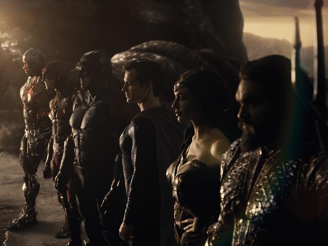 『ジャスティス・リーグ:ザック・スナイダーカット』 JUSTICE LEAGUE and all related characters and elements and trademarks of and (c) DC. Zack Snyder's Justice League (c) 2021 Warner Bros. Entertainment Inc. All rights reserved.