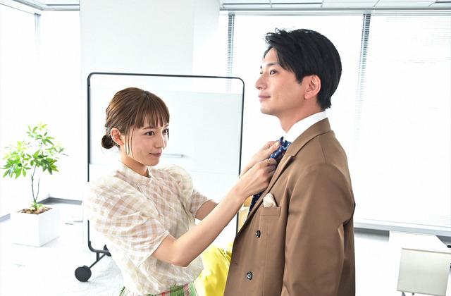 「着飾る恋には理由があって」第1話(C)TBS