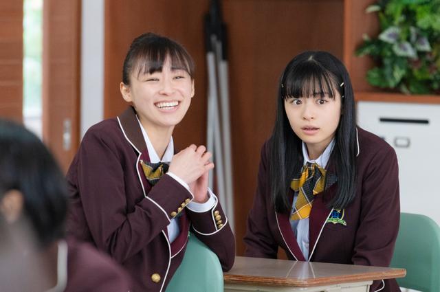 「ブラックシンデレラ」鈴木美羽(C)AbemaTV,Inc.