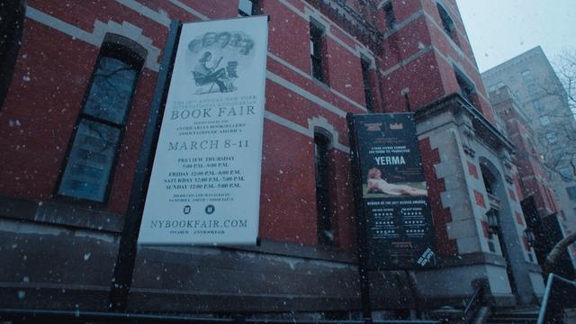 ニューヨークブックフェア『ブックセラーズ』
