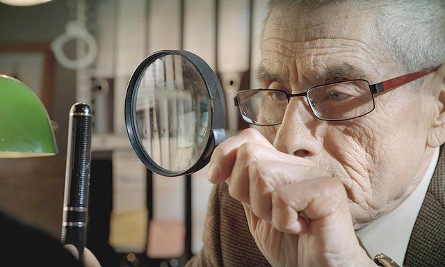 『83歳のやさしいスパイ』(C) 2021 Dogwoof Ltd - All Rights Reserved