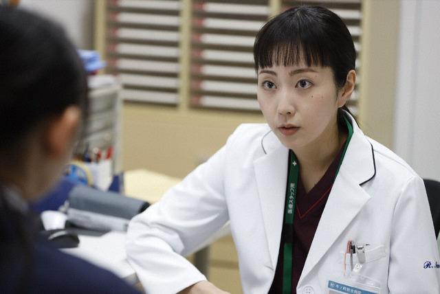 「泣くな研修医」第1話(C)テレビ朝日