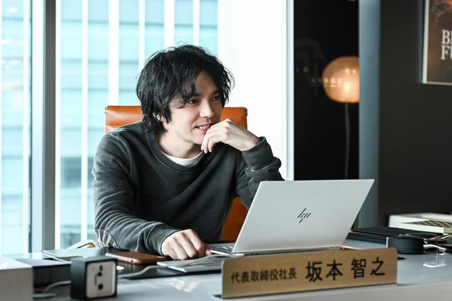 「ドラゴン桜」林遣都(C)TBS