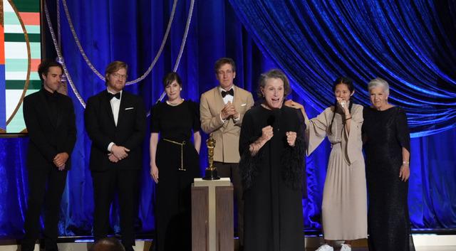 第93回アカデミー賞作品賞を受賞した『ノマドランド』AMPAS/ABC via Getty Images