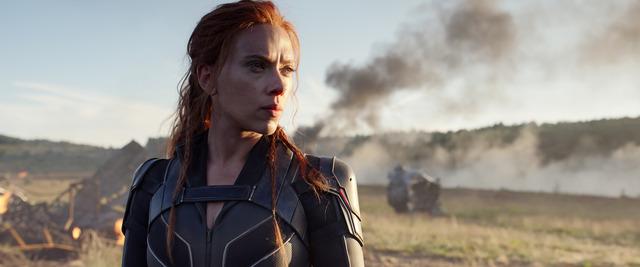 『ブラック・ウィドウ』(c)Marvel Studios 2021