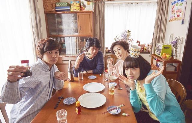 『さくら』メイキング(C)西加奈子/小学館 (C)2020「さくら」製作委員会