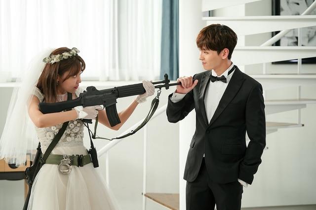 「だから俺はアンチと結婚した」 (c)Godin Media and Warner Bros. (Korea) Inc.