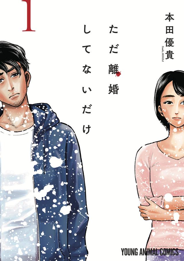 「ただ離婚してないだけ」 (C)本田優貴/白泉社