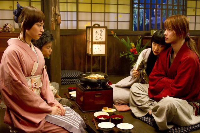 『るろうに剣心』(C)和月伸宏/集英社 (C) 2012「るろうに剣心」製作委員会