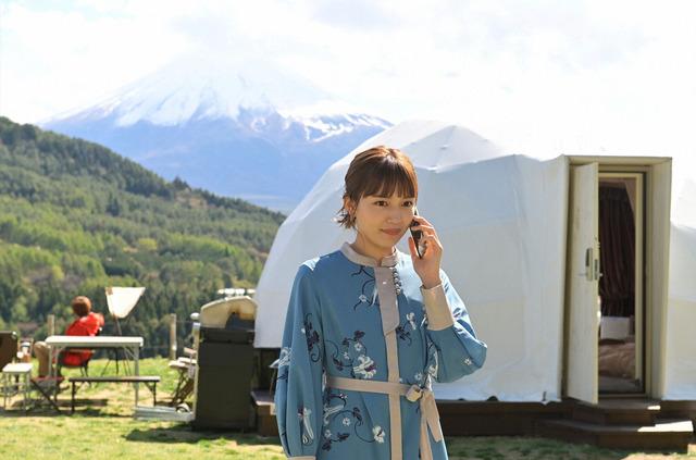 「着飾る恋には理由があって」第3話(C)TBS