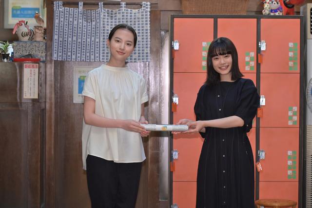 「おちょやん」「おかえりモネ」連続テレビ小説バトンタッチセレモニー実施