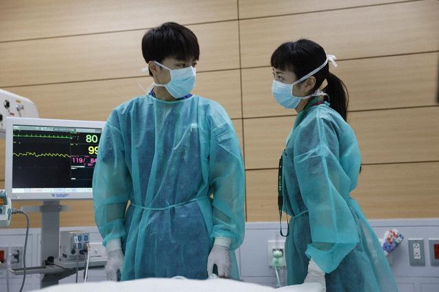 「泣くな研修医」第3話(C)テレビ朝日